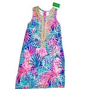 NWT Lilly Pulitzer Carlotta Shift Dress